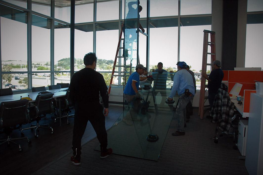 Glass work- best of marin